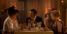 Houdini Dinner scene