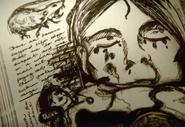 1016 Master Lovecraft sketch