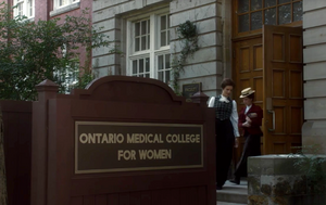 1005 Ontario Medical College for Women