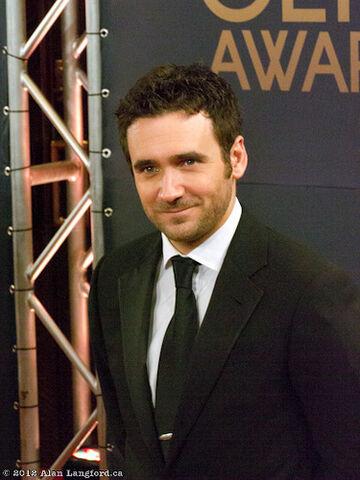 File:Allan Hawco, Genie Awards 2012.jpg