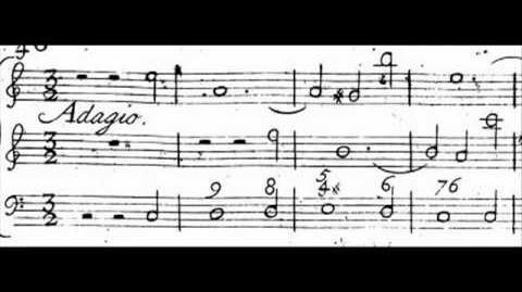 Arcangelo Corelli Trio Sonata Op 3, No 10