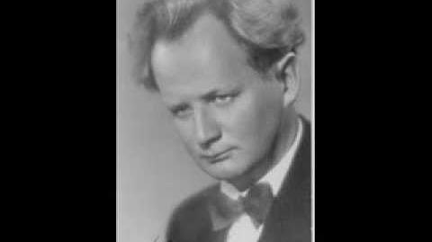 Kempff - Brahms Intermezzo op.117 no