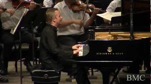 MENDELSSOHN Piano Concerto No. 1 in G minor, Op