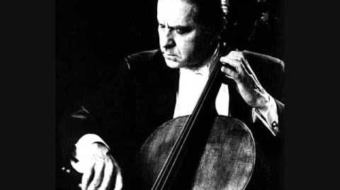 Leonard Rose plays Boccherini Sonata no