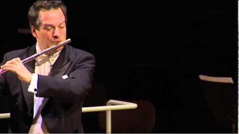 "EMMANUEL PAHUD Claude Debussy, ""Syrinx"" for solo flute"