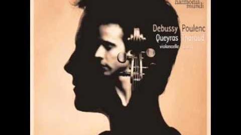Allegro - Tempo di Marcia (Poulenc Cello Sonata Movement 1)