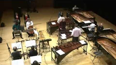Steve Reich - Music for 18 Musicians 2008 JAPAN