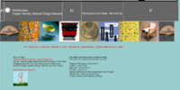 Smithsonian Cooper-Hewitt National Design Museum: Website History