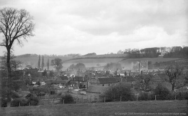 File:1885 - Amersham from Coleshill Fields (9065).jpg