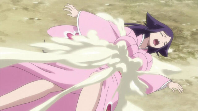 File:Haru being caught by a giant spiders.jpg