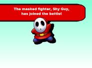 Shy guy unlock