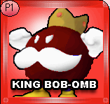 Red King Bomb-omb