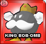 Gray King Bomb-omb