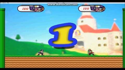 Mushroom Kingdom Showdown New Waluigi Tech! **Piranha Sliding!*