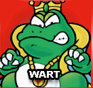 Wart character