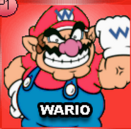 Red wario