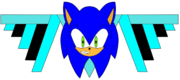 Sonic Strikers logo