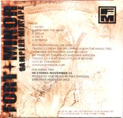 FortMinor-SamplerMixtape-Back