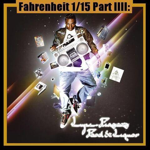 File:Lupe Fiasco - Mixtape - Fahrenheit 1-15 Part IIII- Lupe Fiasco's Food & Liquor.JPG
