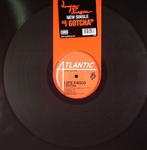 Lupe Fiasco - I Gotcha Vinyl A
