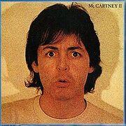 220px-PaulMcCartneyalbum - McCartneyII