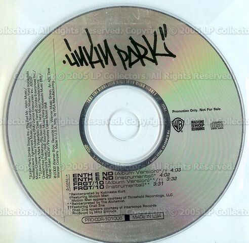File:Linkin Park - Enth E Nd-Frgt-10 USA Radio CD (Disc).jpg