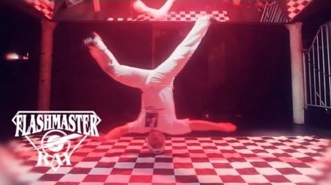 Electro Rock - Flashmaster Ray feat. Tom Steinbrecher (OFFICIAL MUSIC VIDEO HD) Breakdance Clip
