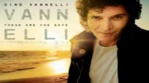 Gino Vannelli Living Inside Myself