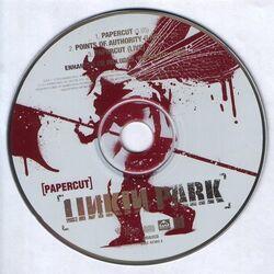 Papercut-Disc