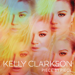 Kelly Clarkson - Piece by Piece (Official Album Cover)