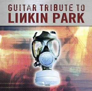 Linkin Park - Guitar Tribute To Linkin Park - Front Cover