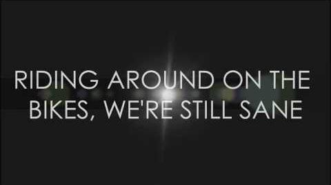 LORDE - Still Sane (Lyric Video)