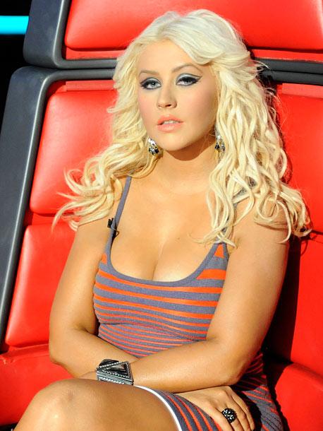 sexy photos christina aguelera