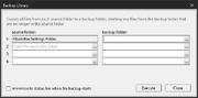 Backup Library