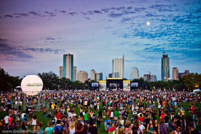 Austin city limits acl