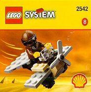 2542 Adventurers Aeroplane