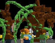 Plant Monster Model Design