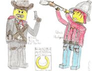 Billy the Kid and Patrick