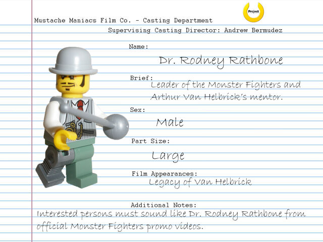 File:Audition Sheet - Dr. Rodney Rathbone.jpg