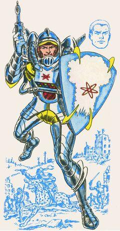 Atomic Knight Gardner Grayle