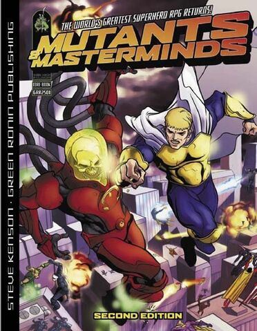 File:Mutants & Masterminds, Second Edition, cover.jpg