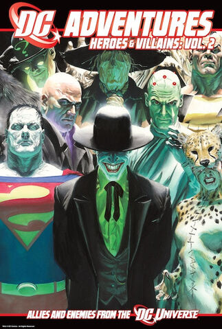File:DC ADVENTURES Heroes & Villains, Vol. 2 cover.jpg