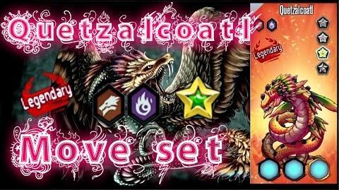 MGG -Quetzalcoatl (Move Set)