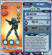 Silver-star-trooper