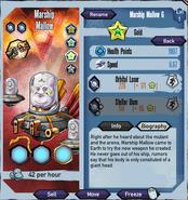 Gold-marship-mallow