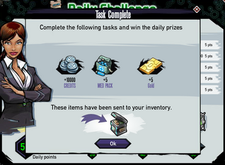 Daily Challange Prize3