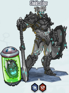 Shieldcalibur