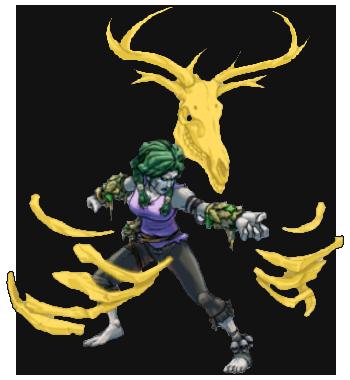 Sorceress basic trans