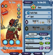 The Fates Bronze Stats