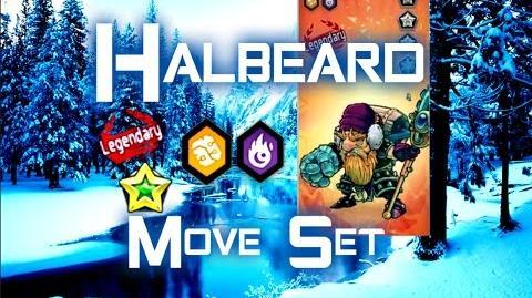 MGG - Halbeard (Move Set)